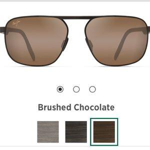 NWT Mauijim aviator sunglasses